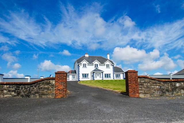 White House, Toorglass West, Belmullet, Co.Mayo