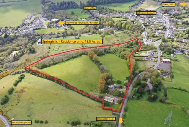Springhills, Bishopsland, Ballymore Eustace, Co. Kildare