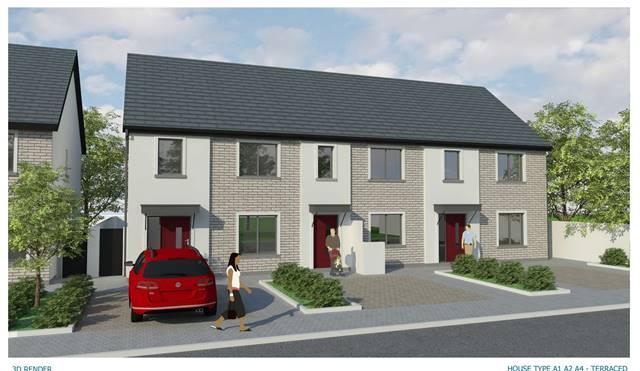 A1 House Type – 3 Bed End Terrace, 'Janeville' , Maple Avenue, Carrigaline, Co. Cork