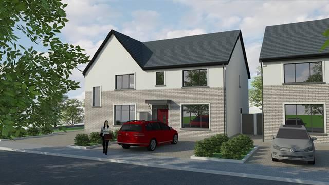 B4 House Type – 3 bed semi, 'Janeville' , Maple Avenue, Carrigaline, Co. Cork