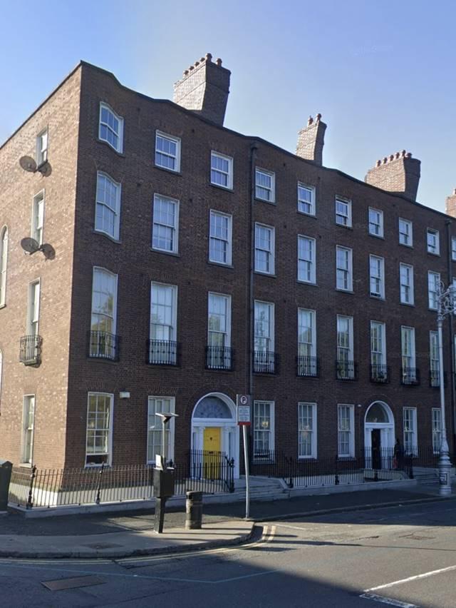 Mountjoy Square, Dublin 1