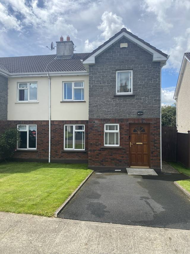 6 Cluain Dubh, Father Russell Road, Dooradoyle, Co. Limerick