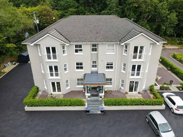 Apt G3, Hazelwood House, Ballylickey