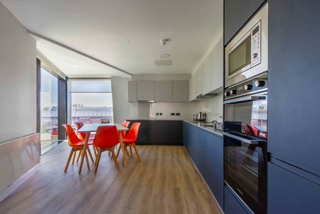 Classic En Suite (Top Floor), Highfield House, Marne Villas, Grangegorman, Dublin 7