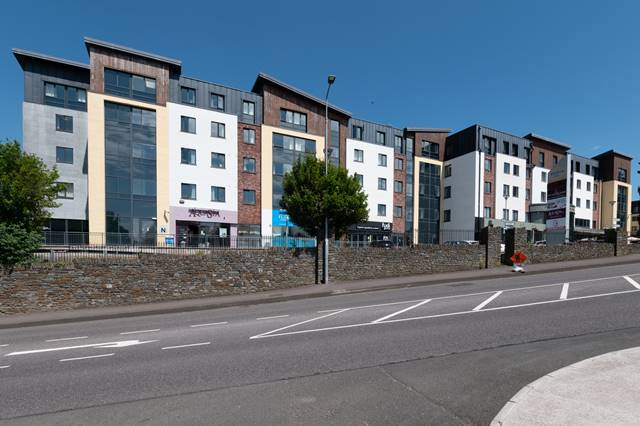 Apartment H12, Edenhall, Model Farm Road, Co. Cork
