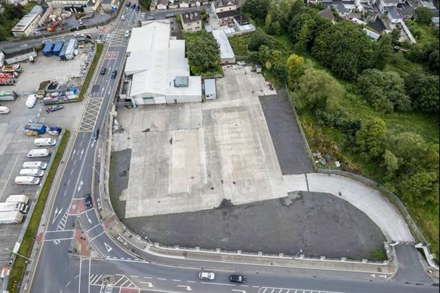 Jct. of Park Rd. & Upper Clare St., Limerick City (Offices), Limerick City, Co. Limerick
