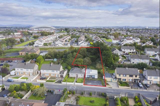 Development potential. Redgate Caherdavin, Limerick