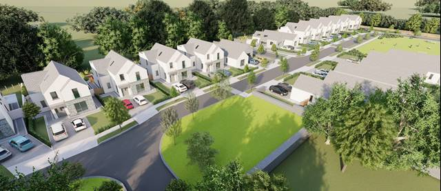 Site c. 3.45 Acres with Full Planning for 16 Houses, Stratford-on-Slaney, Co. Wicklow