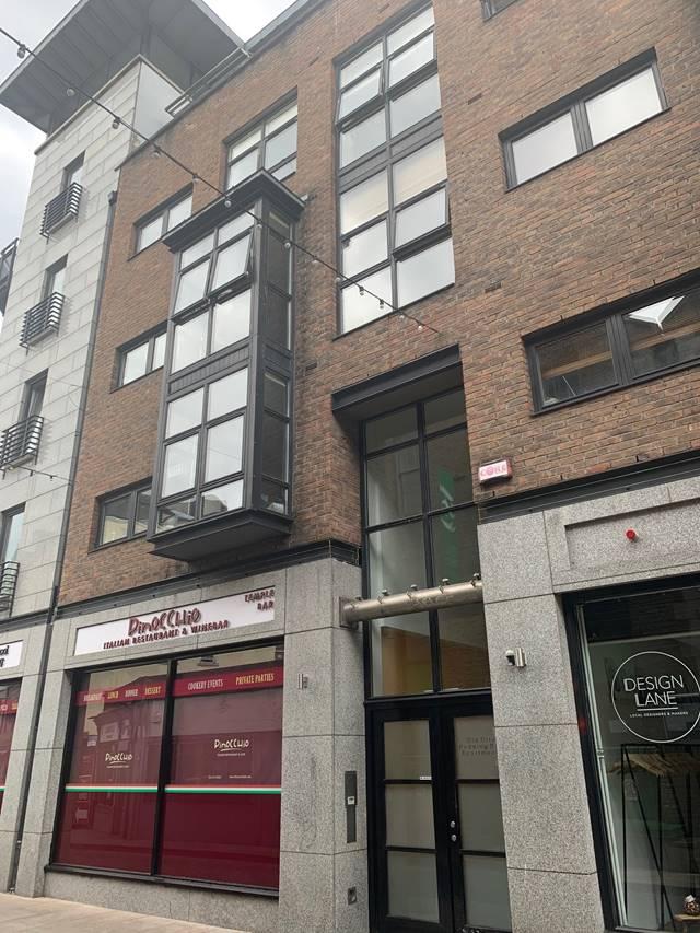 Pudding Row, Essex Street West, Temple Bar, Dublin 2