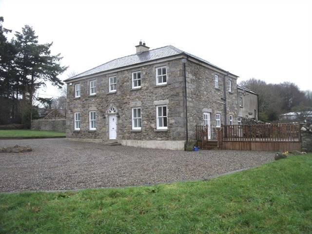 Fairwood House, Gorteen, Tinahely, Co. Wicklow