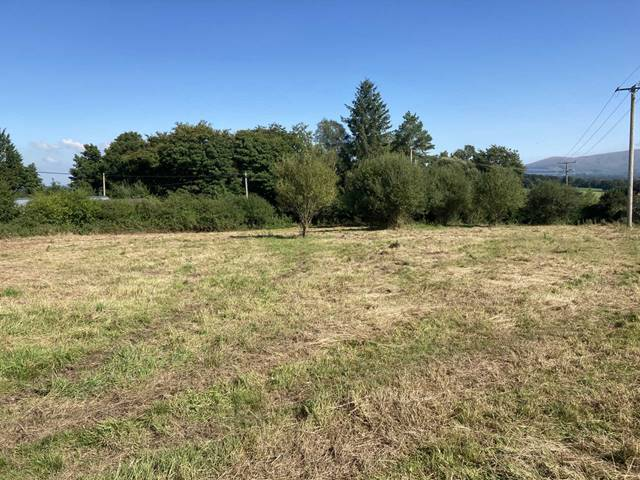 Valuable C. 0.8 Acre Development Site at Slate Row Hacketstown, Co. Carlow