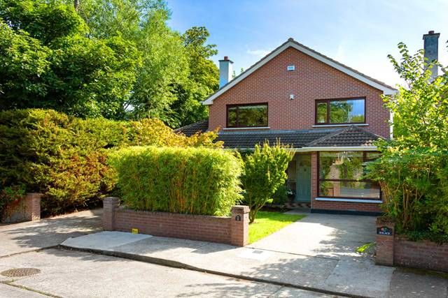 1 Bayview, Killiney Hill Road, Killiney, County Dublin