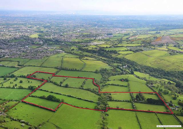 Dwelling on 16.21 acres at Ballymaice & Buildings on 46.48 acres at Ballymana Lane, Dublin 24