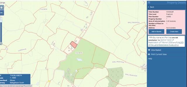 Kilnahew, Blackwater, Co. Wexford