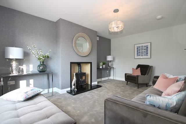 House Type A, Coppenger Fields, Dublin Pike, Co. Cork