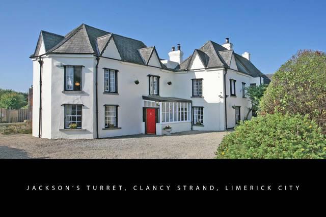 Jackson's Turret, Clancy Strand