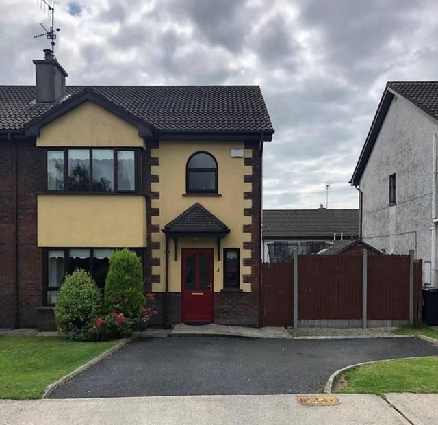 4 Hawthorn Drive, Bellfield, Ferrybank, Co. Kilkenny