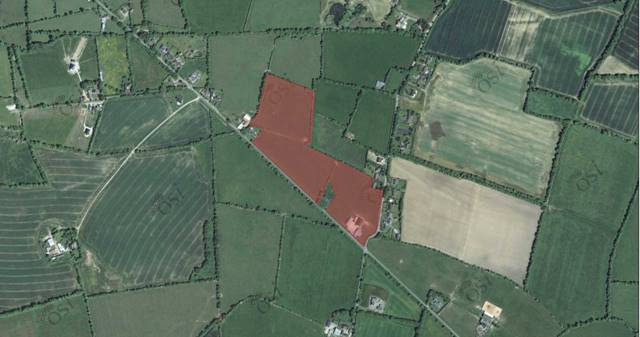 Extensive yard on approx. 22 acres (8.90 ha), Hallstown, Dunshaughlin, Co. Meath