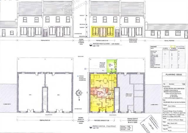 Unit 2, Chapel Mews, Sallins, Co. Kildare