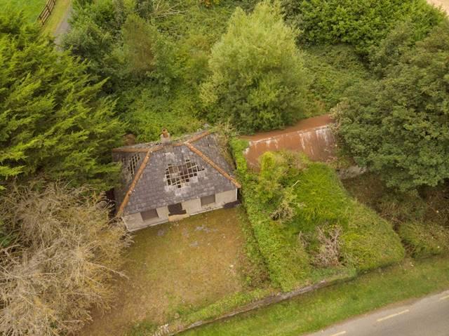 Two Derelict Cottages, Ounavarra, Coldblow, Lucan, Co. Dublin
